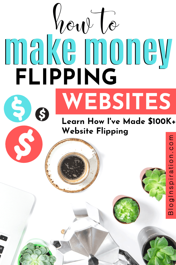 How to Make Money Flipping Websites